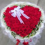 不能失去你-99朵红玫瑰花束