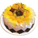 蛋糕:盛夏的果實