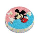 蛋糕 欢乐鼠
