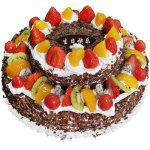 蛋糕 爱情天梯