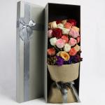 缤纷-19朵玫瑰混搭礼盒