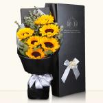 暖意满满-6朵向日葵礼盒
