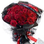 黑纱情人-33朵红玫瑰
