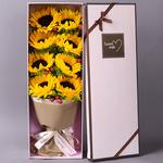 以愛之名-8朵向日葵禮盒
