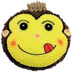 蛋糕 嬉皮猴