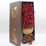 我们的浪漫-33朵红玫瑰礼盒
