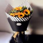 暖阳-10朵向日葵花束