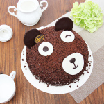 元祖|阿祖萌熊鲜奶蛋糕