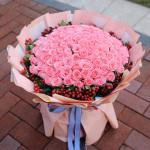 爱的星空-99朵玫瑰花