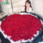 marry me【999枝红玫瑰鲜花花束】
