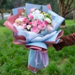 親愛的你-韓式花束