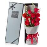 鐘情于你-11朵紅玫瑰禮盒