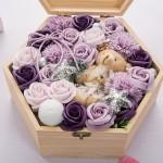 香皂花-香皂花六角礼盒