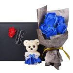 香皂花-6朵香皂玫瑰花禮盒
